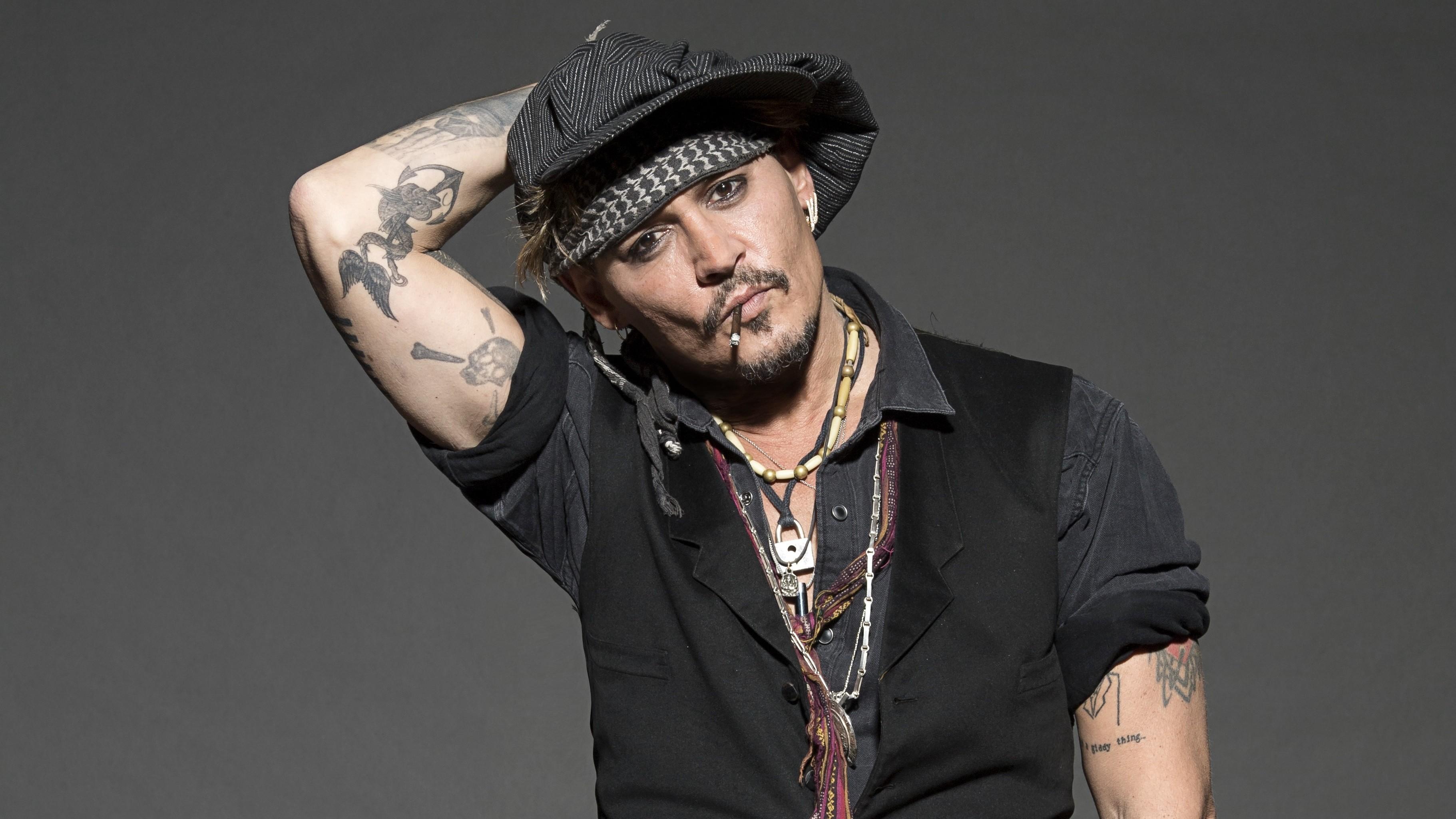 Classic Rock Magazine intervista Johnny Depp | IFOD ...