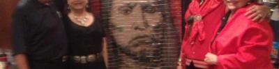 IFOD Inside: Il dipinto di Johnny Depp per la nazione Comanche