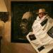 Johnny Depp riceve una coperta personalizzata dai fan