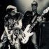 Johnny Depp sul palco con gli Stone Temple Pilots