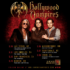 Gli Hollywood Vampires in concerto sulla west coast